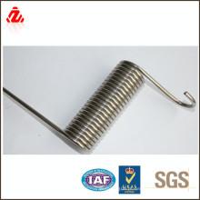 Espiral em aço inoxidável personalizado molas de torção