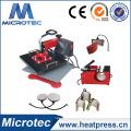 Manual Type Swing Away Combo Press Machine From Microtec