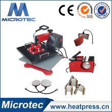 Economy Manual Combo Heat Press with Good Quality 29*38cm