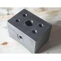Forged hydraulic flange hydraulic block manifold