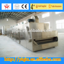 the best price for Chinese popular high quality mesh belt dryer machine