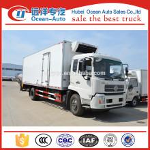 Dongfeng 10TON refrigeração de caminhão com unidades