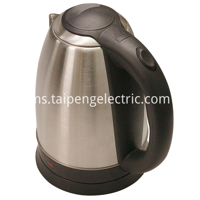 battery powered kettle