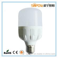 Plástico quente da venda com Alumium T100 20W T120 30W T120 40W T Luz Luminária Da Lâmpada Do Workshoop Elevado