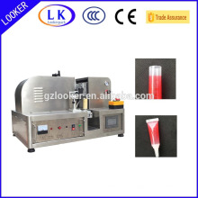 small business at home Cosmetics Tube Sealing Machine with Date Coding