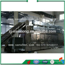 SBJ Stainless Steel Continuous Fruit Dryer