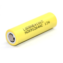 Оригинальная литий-ионная аккумуляторная батарея Li-ion 18650 Lghe4 3.7V 2500mAh