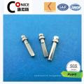 China fabricante fabricación de alta calidad CNC mecanizado husillo varilla