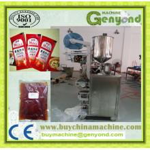 Kleine Beutel Erdnussbutter Verpackungsmaschine