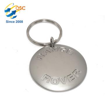Высокомарочный Выдвиженческий Изготовленный На Заказ Металл Keychain Сплава Цинка