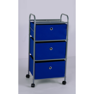 Non-woven Fabric Rolling Storage Rack