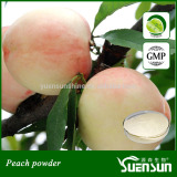 Organic Peach fruit juice concentrate powder for beverages