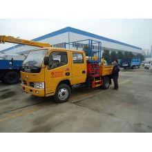 8m aerial working platform truck
