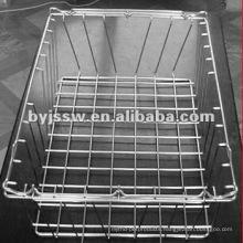 wire mesh sterile basket