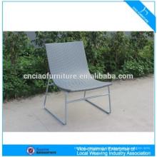 cadeira plástica do reclinável do rattan da cadeira do PE barato da mobília do jardim