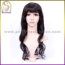 nuevos productos en 2015 pelucas naturales virginales del pelo camboyano en Líbano