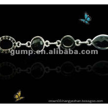 metal diamond bra straps ( GBRD0173)