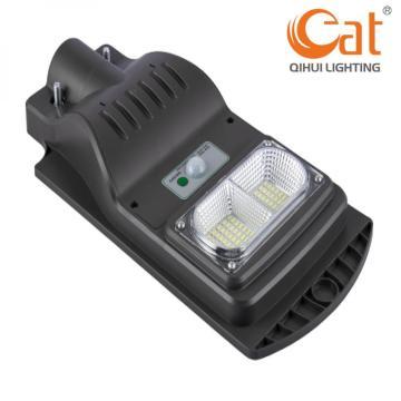 20W With Pir Motion Sensor Solar Street Light