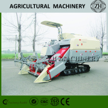 Pertanian Crawler Type Combine Harvester for Rice