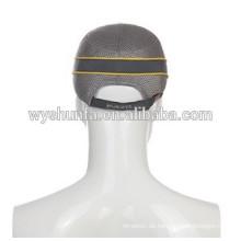 Hohe Sichtbarkeit Hüte mit gutem Schutz mit Kunststoff Unterstützung innen angepasst jede Farbe