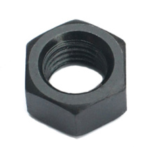 DIN934 Black Carbon Steel Hexagon Nut