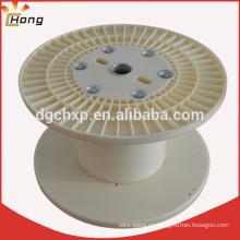 Carrete de bobina de plástico de 630 mm para la producción de alambre