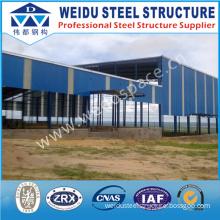 Large Span Industrial Steel Building (WD092818)