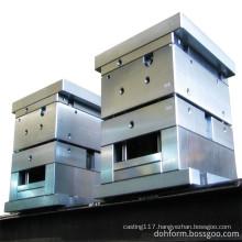 Standard mold base plastic precision injection mould base