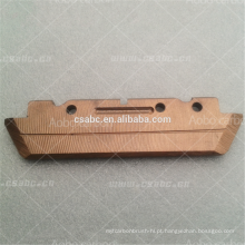 contato elétrico de cobre