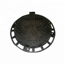 Hinge Type Manhole Cover with PE Gasket Iron Manhole Cover fire hydrant manhole cover