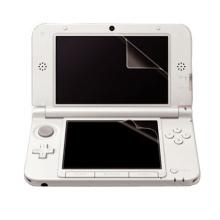 Durchsichtige Schutzfolie Schutzfolie LCD Film für Nintendo NEU 3DS