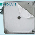 Lavado de carbón Tejidos de filtro de prensa de poliéster de 30-100 micras
