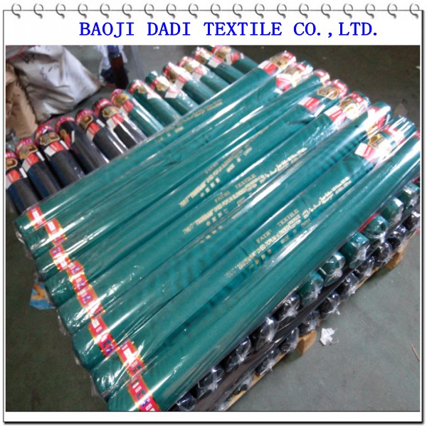 Colorful dyed fabric quality honors