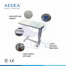 AG-OBT002 Metallrahmen und ABS-Top-Board-Nachttisch Tabellen