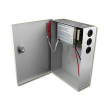 12V DC 5 AMP CCTV Camera Power Supply Box/Unit (RX-1205-01BR)