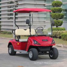 Voiturette de golf 2seat de véhicule utilitaire de chariot de golf (DG-C2)