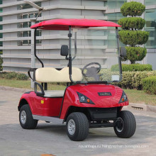 Одобренный CE Китай электрической тележке гольфа (ДГ-С2) с 2-дверные