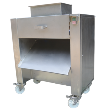Chicken meat dicing Machine