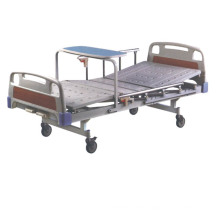 Medical Double Crank Hospital Bed