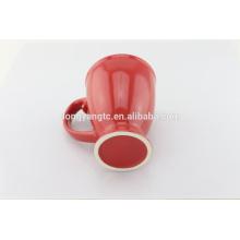 Canecas de café de forma personalizada, canecas de café coloridas, canecas de café personalizadas