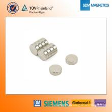 D12 * 4mm N42 Neodym-Magnet