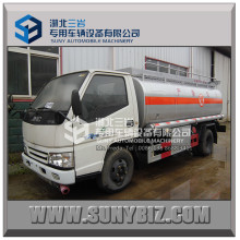1000 Gallon Jmc Light Oil Tank Truck with Fuel Dispenser
