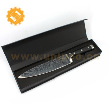Hot factory price new design damascus chef knife kitchen knife set