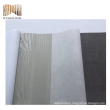 durable bedroom decor woven wall paper with top quality