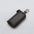 Key Chain Car Key Ring Leather Men Wallet
