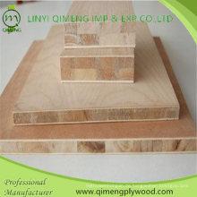 Liefern Sie preiswertes Preis-Block-Brett-Sperrholz mit 15-19mm