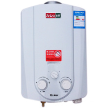 6L Low Water Pressure Flue Type Instant Gas Water Heater