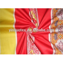 100% cotton fabric use for fabric textile- bedding sets