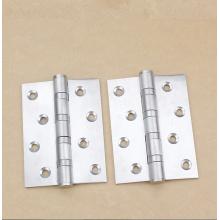 Stainless steel metal rebound door hinges