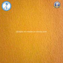 100% Polyester of Orange Nonwoven Fabric